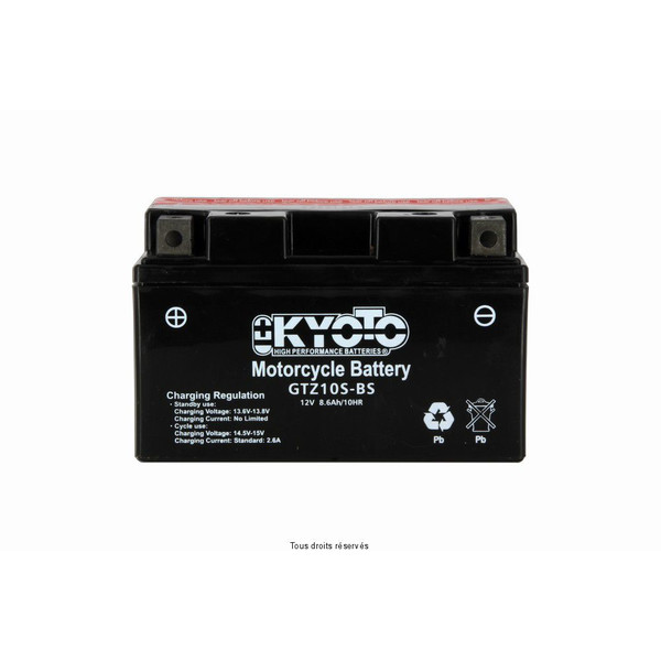 Batterie Ytz10s-bs - Ss Entr. AGM
