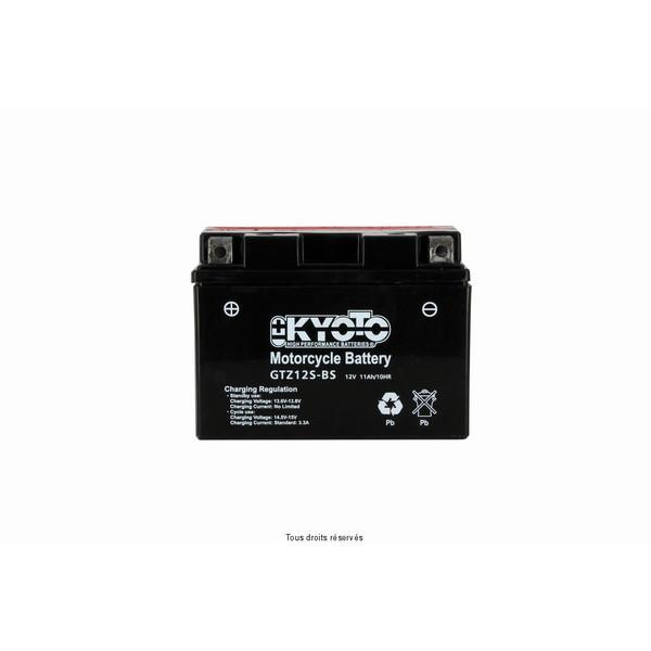 Batterie Ytz12s-bs - Ss Entr. AGM