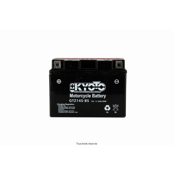 Batterie Ytz14s-bs - Ss Entr. AGM