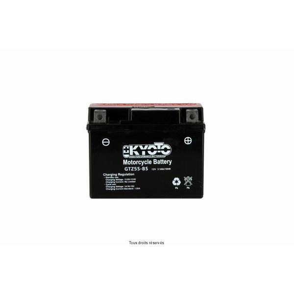 Batterie Ytz5s-bs - Ss Entr. AGM