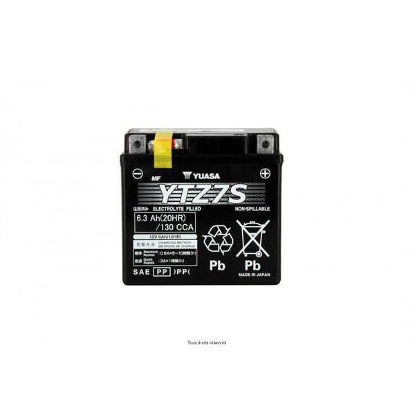 Batterie YTZ7-S