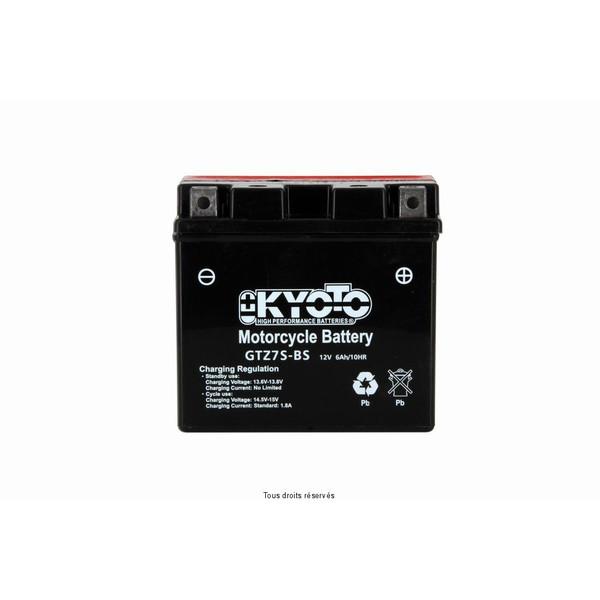 Batterie Ytz7s-bs - Ss Entr. AGM