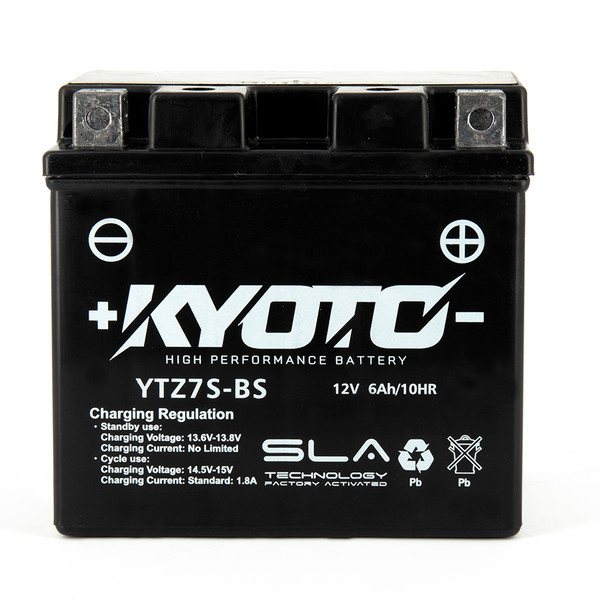 Batterie YTZ7S-BS SLA AGM
