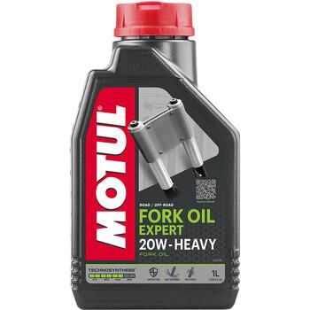 Huile Fork Oil Expert Heavy 20W 1L Motul