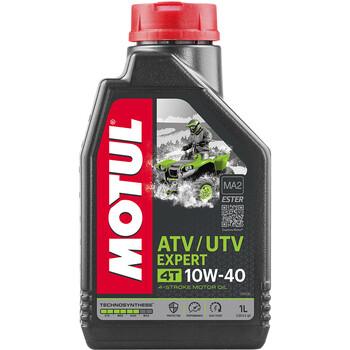 Huile ATV UTV Expert 4T 10W40 1L Motul