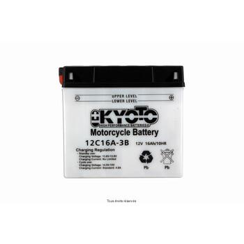 Batterie 12c16a-3b Kyoto