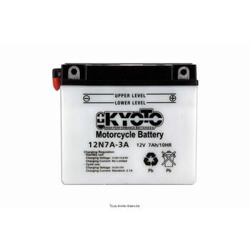 Batterie 12n7a-3a Kyoto