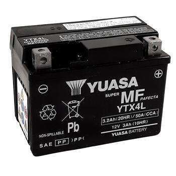 Batterie YTX4L-BS SLA AGM Yuasa