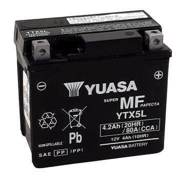 Batterie YTX5L-BS SLA AGM Yuasa