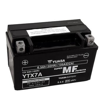Batterie YTX7A-BS SLA AGM Yuasa