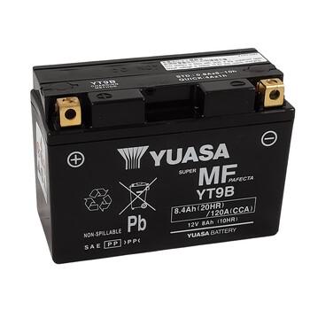 Batterie YT9B-BS SLA AGM Yuasa