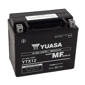 Batterie YTX12-BS SLA AGM Yuasa