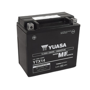 Batterie YTX14-BS SLA AGM Yuasa