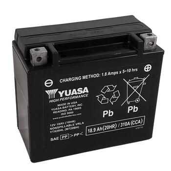 Batterie YTX20HL-BS SLA AGM Yuasa