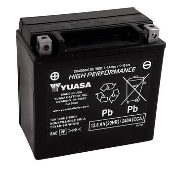 Batterie YTX14H-BS SLA AGM Yuasa