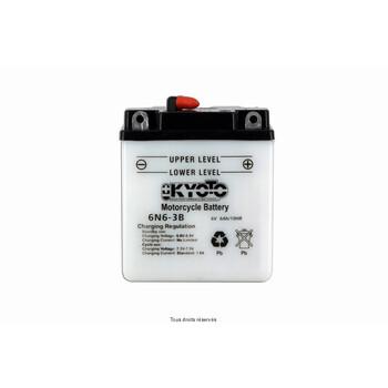 Batterie 6n6-3b Kyoto