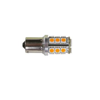 Ampoule Led P21W Orange (18 SMD) - LA35 Chaft