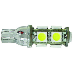 Ampoule Led T10 W5W Blanche (9 SMD) Chaft