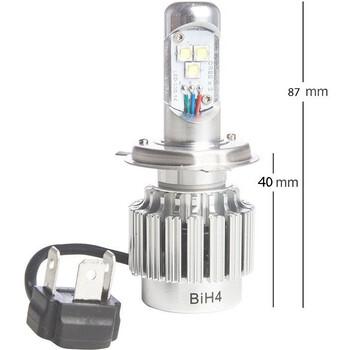 Ampoule Feu à LED BIH4/2 Ventilée Tecno Globe