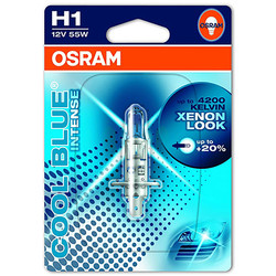 Ampoule H1 Cool Blue Intense Osram