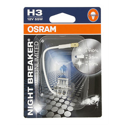 Ampoule H3 Night Breaker Osram
