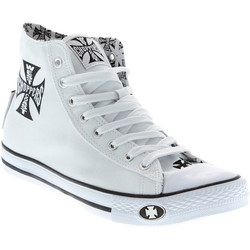 Basket Warriors Hi-Top West Coast Choppers