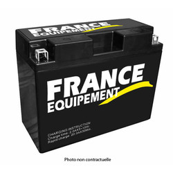 Batterie CT7B-4 France Equipement