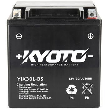 Batterie GIX30L-BS SLA AGM Kyoto