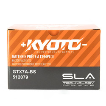 Batterie GTX20-BS SLA Kyoto
