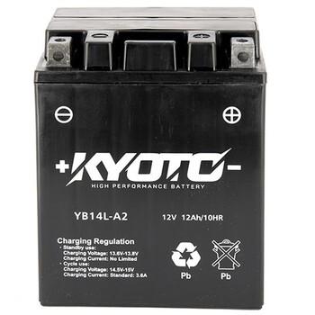 Batterie YB14L-A2 SLA AGM Kyoto