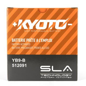 Batterie YB9-B SLA AGM Kyoto