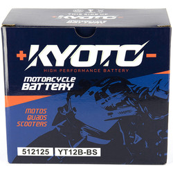 Batterie YT12B-BS SLA AGM Kyoto
