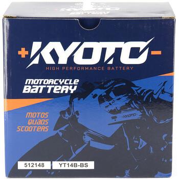 Batterie YT14B-BS SLA AGM Kyoto