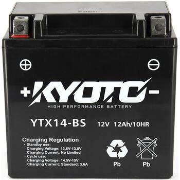 Batterie YTX14-BS SLA AGM Kyoto