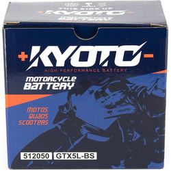 Batterie YTX5L-BS SLA AGM Kyoto
