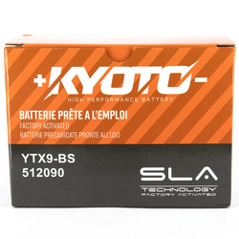 Batterie YTX9-BS SLA AGM Kyoto