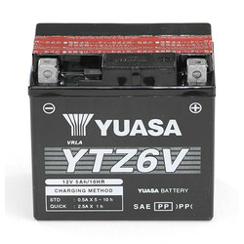 Batterie YTZ6V SLA AGM Yuasa