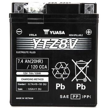 Batterie YTZ8-V SLA AGM Yuasa