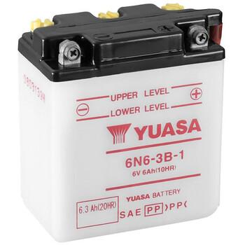 BATTERIES 6N6-3B-1 Yuasa