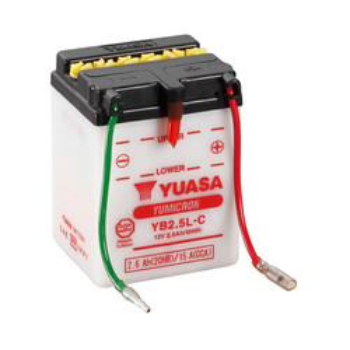 BATTERIES YB2.5L-C Yuasa