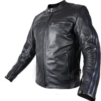 Blouson moto en cuir   Dafy Moto, vente en ligne de blousons en cuir ... 7a24eba7369c
