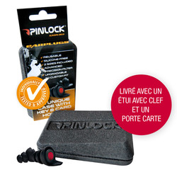 Bouchons Oreilles Pinlock