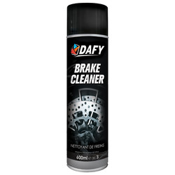 Nettoyant frein Brake Cleaner 600ml Dafy Moto