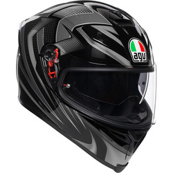 Casque K-5 S Hurricane 2.0 AGV