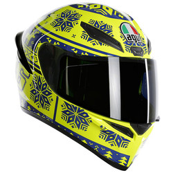 Casque K1 Winter Test 2015 AGV