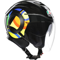 Casque Orbyt Sun&Moon 46 AGV