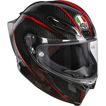 Casque Pista GP R Granpremio Carbon/Italy AGV