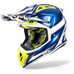 Casque Aviator 2.3 Cairoli Ottobiano Edition Limitée Airoh