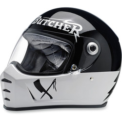 Casque Lane Splitter Rusty Butcher Biltwell