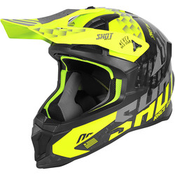Casque Lite Carbon Rush Shot